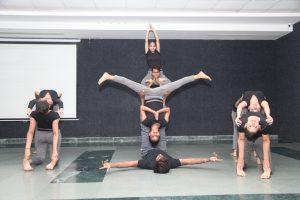 International Yoga Day Celebrated atMRIIRS