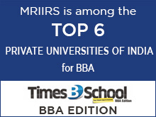 Top 6 Private Universities of India
