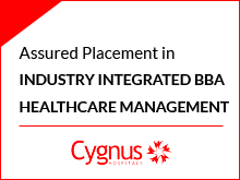 Industry Integrated BBA in Healthcare Management