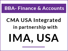 BBA - Finance & Accounts