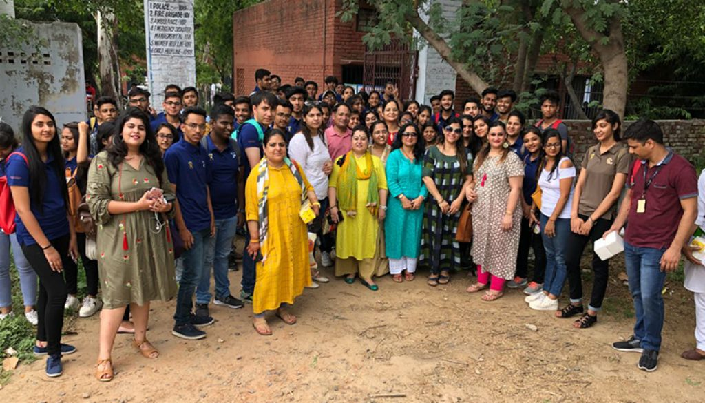 Clan Visit to Villages for Swachh Bharat Abhiyaan 1
