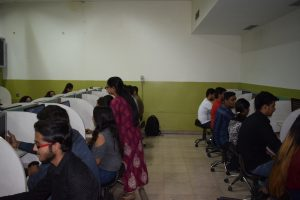 Computer Lab department cse