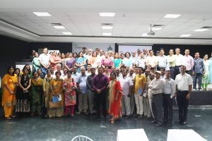 Culmination of Two-day Refreshment and Empowerment Workshop