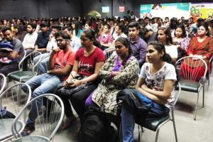 MRIIRS organized a 5-day Induction Program for Senior Batches