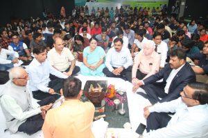 Orientation for non-engineering programs at Manav Rachna