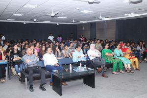 Induction Programme for Senior Batches
