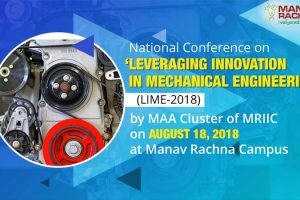 National Conference on 'Leveraging Innovation in Mechanical Engineering'