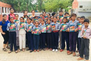 MRIIRS FET-Orientation Programme- Visit to Adopted Villages