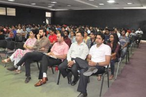 Exploration and Innovation filled day of MRU Orientation Program (Engg. students)