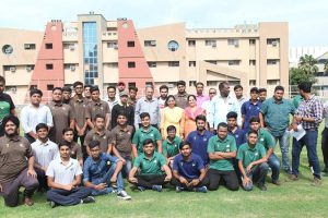 Non-Engineering Orientation Programme: Motivational and Artistic