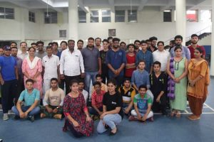 Orientation Programme for Second and Third year students