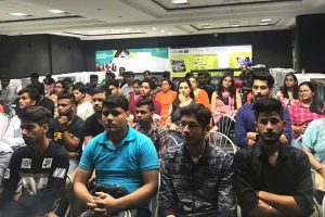 Second day of a grand welcome for our senior batches!