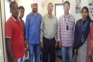 Visit to NTPC, Simhadri Super Thermal Plant