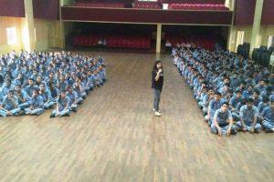 GD Pro Workshop at Aravali International School