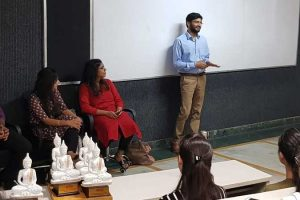Inspiring Alumni Interaction with MBA Freshers