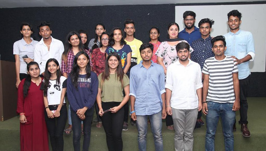 MRU organized activities under Manav Rachna Life Skills Programme