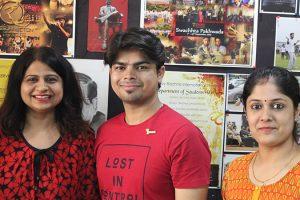 Media and Engineering Alumni visited Manav Rachna Campus