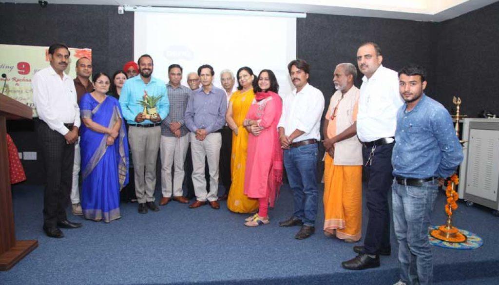 Radio-Manav-Rachna-107.8FM-celebrated-its-9th-Foundation-Day