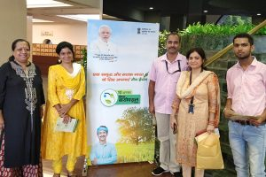 Manav Rachna students and faculty members attended Programme on 'World Biofuel Day'