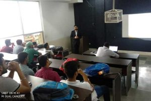 Alumni Lecture at Department of Mechanical Engineering