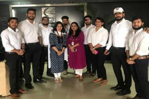 Industry Visit  to Container Corporation India (CONCOR)
