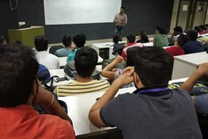 Corporate Lecture on Digital Marketing at FCA