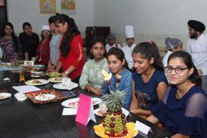 Press Release: Manav Rachna organizes National Nutrition Week 2018