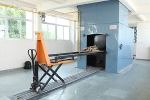 PNG Cremation facility initiated at the Swarg Ashram