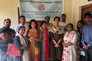 Education Faculty Resourced Orientation of Masters at SCERT