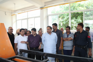 Print Coverage – PNG cremation facility initiated at the Swarg Ashram(in remembrance of Dr O P Bhalla)
