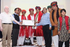 Print Coverage – Tearchers Day Celebrated at Manav Rachna