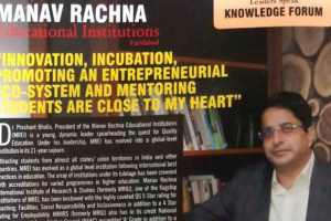 Print Coverage: India Today Aspire_September'18 – March'18 Edition