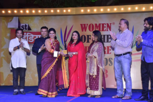 Press Release: MRIIRS professor awarded 'Women of the Future Award-2018'