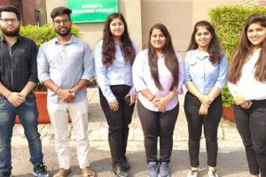 Students placed in NIIT