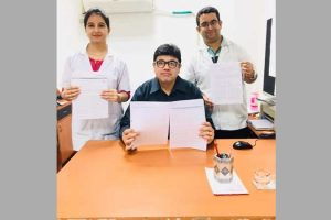 Achievement by Undergraduate Students of Manav Rachna Dental College!!