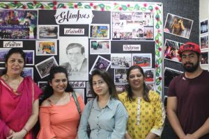 Alumni Visited Manav Rachna Campus