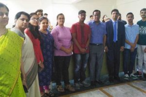 Extension guest lecture on 'Corporate Culture and Issues'