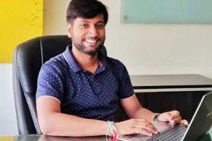 Congrats Divanshu Goyal, B.Tech. CSE 2014-18