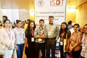 Enlightening Experience at 1st National Conference of ISDT