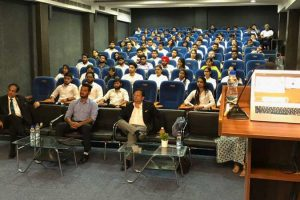 Expert session with Deloitte HR Professional for MBA Students
