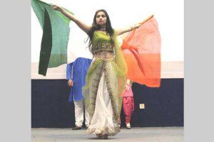 Greenakriti-Fashion Show on Theme 'Green Consumer Day'