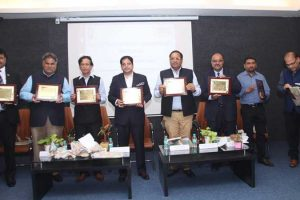 Mr. Vipul Goel inaugurates the Faridabad Chapter of IIF