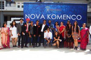 'Nova Komenco'- Fresher's Party