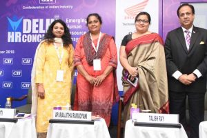 Prof. Jaideep Singh of MRU- Panelist at Delhi HR Conclave 2018