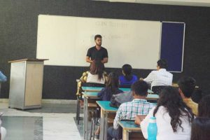Debate on 'Section 377' organized at FMeH as a Clan activity