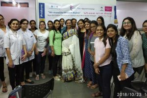 "Workshops on ""WithYou – Gender Sensitization, Women Empowerment and Safety"""