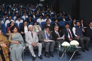 Expert Talks by Justice B D Ahmed and Arvind Datar