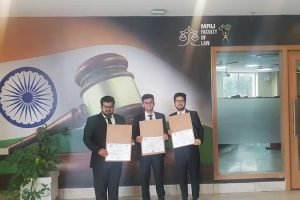 Moot Court Achievement of Students