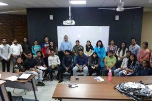 Inculcating Skills among students through MRLSP