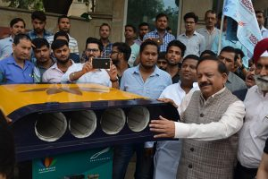 Manav Rachna's revolutionary Air Filtration project flagged off by CPCB